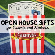 Open House Gift for