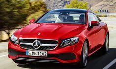 Der Preis für das Mercedes E-Klasse Coupé (2017) steht fest. Als Basisversion E200 startet die genussvolle E-Klasse ab 49.052 Euro!