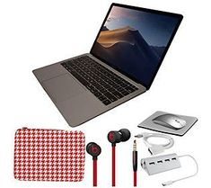 Apple MacBook Air Retina with Beats u Macbook Air Laptop, Macbook Air Stickers, Laptop Shop, Macbook Pro, Black Beats, Cute Baby Elephant, Light Sensor, Apple, Macbook Wallpaper