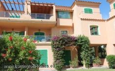 Wonderful BEACHFRONT 3 bedroom duplex apartment at El Diamante, Marina de Casares, Costa del Sol, Spain for sale for €220000.  Click on the image for more information (S162)