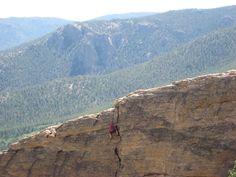 Rock Climbing School and Outdoor Adventure Courses in Estes Park, Colorado. Adventure Center, Estes Park, Rock Climbing, Mount Everest, Colorado, Mountains, Usa, School, Travel