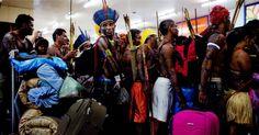 """O fotógrafo Lalo de Almeida, de São Paulo, ficou em segundo lugar na premiação FCW de Arte, promovida pela Fundação Conrado Wessel, com o trabalho """"Belo Monte - Os Impactos de Uma Megaobra"""""""