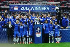 Chelsea Football Club won the FA Cup for the 7th time by beating Liverpool 2-1 in the 2012 FA Cup Finals on 5th May 2012.