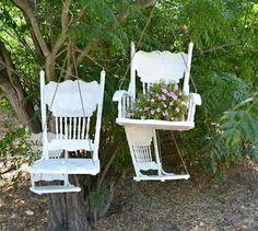 Old chair ideas