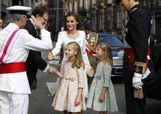El acto de la proclamación de Felipe VI en imágenes - Estilo - abc.es