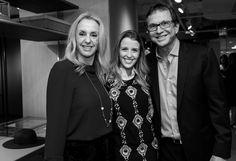 Ercília Fligelman, Fernanda Schattan e Murillo Schattan