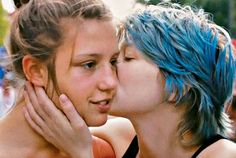 David Edelstein on 'Blue Is the Warmest Color' and 'The Square ...