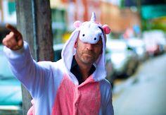 Grumpy Unicorn tells you where to go!