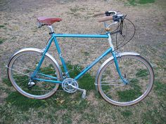 Rivendell Bleriot final build by cyclotourist, via Flickr