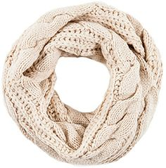 Cable Knit Infinity Scarf http://rstyle.me/~1guqK