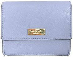 f0c8280fffa9 KATE SPADE NEW YORK Kate Spade Newbury Lane Petty Saffiano Leather Bifold  Wallet Key Chain.  katespadenewyork  bags  leather  wallet  accessories