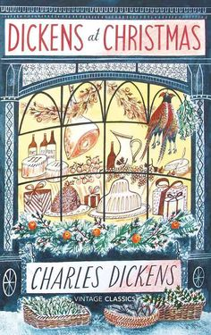 It is said that Charles Dickens invented Christmas, and within these pages you'll certainly find all the elements of a quintessential traditional Christmas brought to vivid life: snowy rooftops, gleam