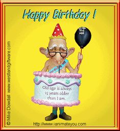 The Perfect Happy Happy Birthday Song! | Funny birthday ... Animated Happy Birthday Wishes For Men