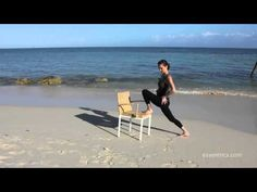 Full Body Essentrics Stretch with Sahra Esmonde-White Body Stretches, Stretching Exercises, Miranda Esmonde White, Flexibility Dance, Full Body Stretch, Dynamic Stretching, Aging Backwards, Tight Hip Flexors, Psoas Muscle