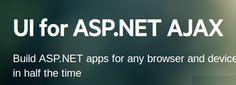 UI for Asp Dot Net web Development using AJAX #ASPDotNetDevelopment