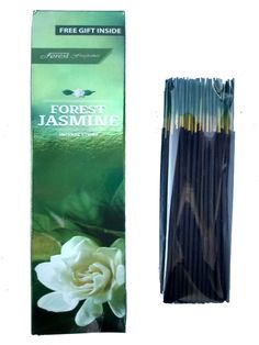 Jasmine Agarbatti has natural Jasmine fragrance. These agarbatti are machine rolled with round sticks. Free Match, Buy Office, Incense Sticks, Jasmine, Gypsy, Fragrance, Boxes, Packing, Earth