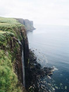 Coast cliffs
