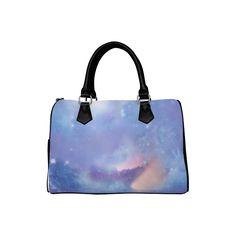 Fantasy sky Boston Handbag (Model 1621). Great Gifts For Mom, Bag Making, Boston, Shoulder Bags, Reusable Tote Bags, Sky, Fantasy, Elegant, Model