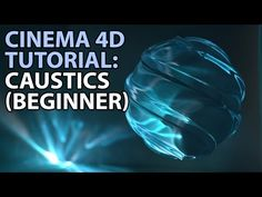 Cinema 4D Tutorial: Caustics (Beginner) - YouTube