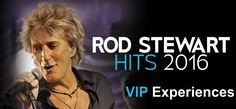 Rod Stewart Tickets UK Tour Dates 2016