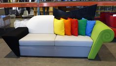 The Dream of 80's is Alive at Modernica