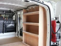 Related image Van Racking, Bunk Beds, Storage, Furniture, Home Decor, Image, Ideas, Station Wagon, Offices
