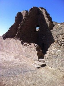Chaco Canyon Anasazi Ruin by Allen Manning Ancient Aliens, Ancient History, American Indian Art, American Indians, Pueblo Tribe, Pueblo Indians, Colorado Plateau, New Mexico Usa, Land Of Enchantment