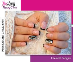 French permanent negru http://www.larybeautycenter.ro/servicii/unghii-cu-gel-sau-acryl