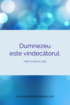 Theta, Healing