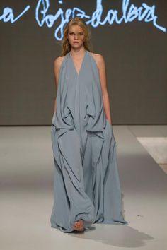 Collection of Andrea Pojezdálová presented during Fashion LIVE! One Shoulder, Formal Dresses, Collection, Live, Style, Fashion, Moda, Formal Gowns, La Mode