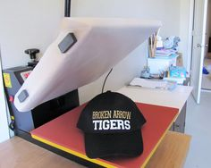 How to Heat Press a Hat: No Special Attachment Needed (Silhouette HTV Tutorial) ~ Silhouette School