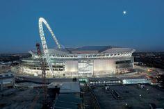 Wembley Stadium, London, England, 2007