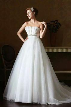 #Classy#wedding#gown