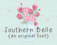 Handwritten Font Download Personal Desktop by Heart & Arrow Design ...