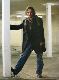 Johnny Depp. i jsut cant get enough