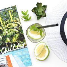 Summer. #flatlay #drinks @sabinabotica Instagram photo