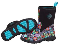 Muck boot perfect for alaqua dog days