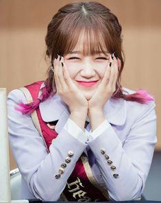 South Korean Girls, Korean Girl Groups, Line Tv, Jung Chaeyeon, Choi Yoojung, Kim Sejeong, Jeon Somi, Happy Girls, Ulzzang Girl