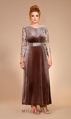Платье Мублиз 160