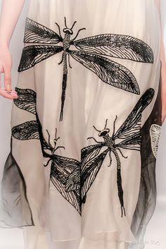 Jenjum Gadi Insect print fashion