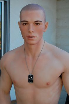 Male Real Dolls: Creepier Than Their Female Counterparts [NSFW]