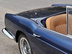 Navy Blue 1960 Ferrari 250 GT = All Class | Airows