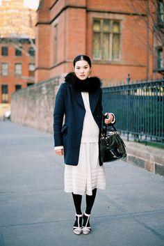 Vanessa Jackman: New York Fashion Week AW 2012/13....Jennifer