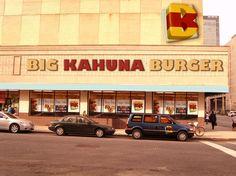 images about Big Kahuna Burger Pulp fiction