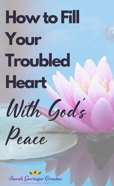 Jesus offers us peace in the middle of our troubles, just as he offered peace to his disciples on the night he was betrayed. But we must accept his peace, and today we'll learn how to do that. #peaceingodsword #christianliving #peaceofmind #anxietyrelief