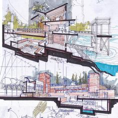 #architecturestudent #next_top_architects #archdaily #architectural #architecturesketch #architectlover #archiSketcher #arquitetura #arquitectura #architekture #architecture_hunter #interiordesign #superarchitects #revistaaec #design #drawing#arch_sketch #archilovers #modern.architect #arch_more #arquitetapage #arqsketch #iarchitectures #arch_land #arc_only #vernacular #arc.only