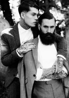Stephen James and Ricki Hall
