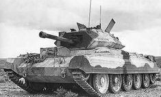 WW2 Photos - CRUSADER 6 pdr #worldwar2 #tanks