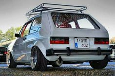 Unless you're thinking about tracking your GTI, the operation package isn't a completely necessary add-on. Honestly, in regards to the GTI Scirocco Volkswagen, Volkswagen Golf Mk1, Volkswagen Golf Variant, Vw Golf Variant, Golf 1, Vw Mk1 Rabbit, Jdm, Vw Cabrio, Vw Classic