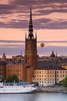 Estocolmo - Suécia - Stockholm, Sweden
